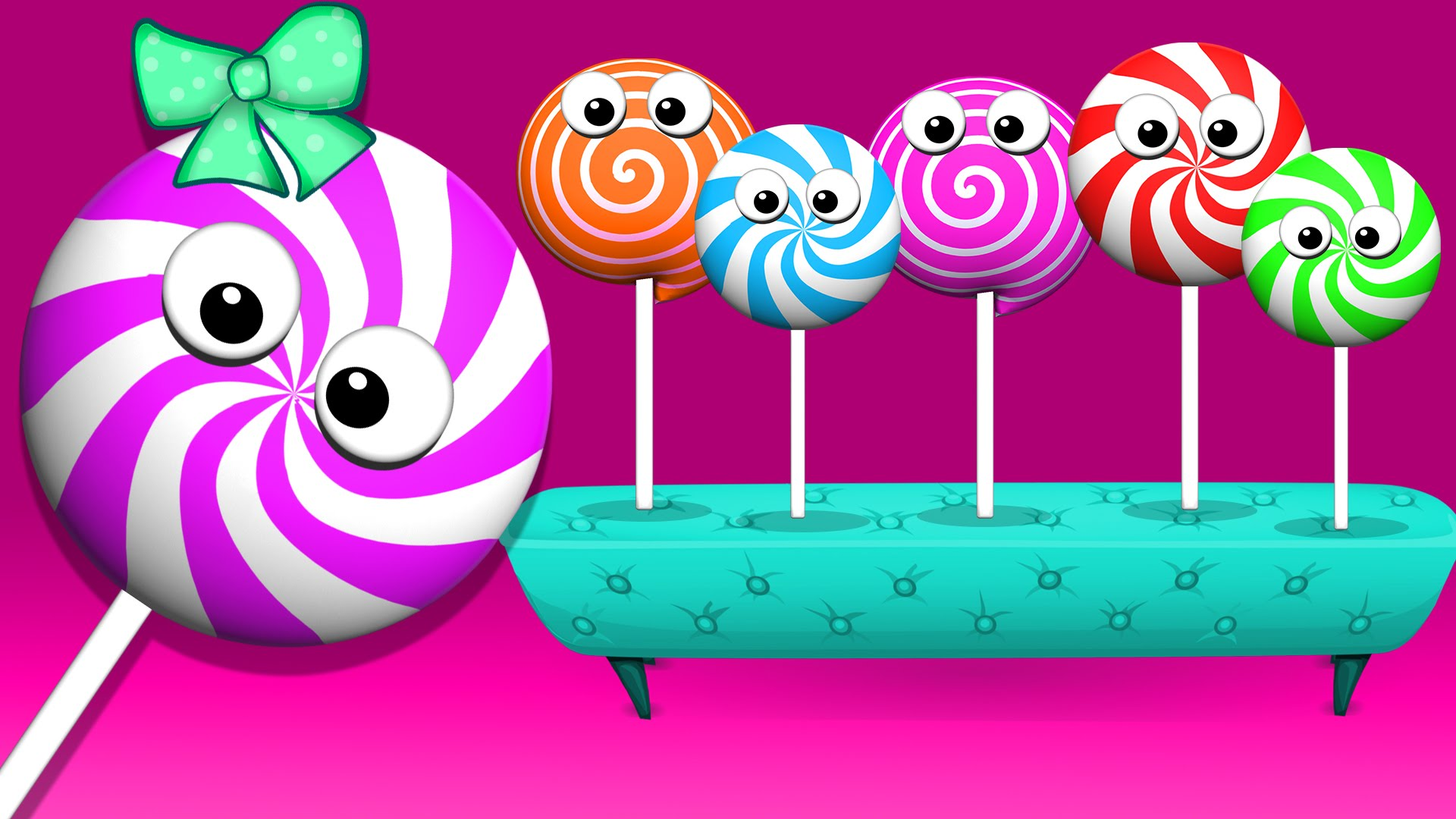 Lollipop clipart five Rhyme Lollipops the for Jumping