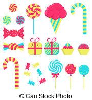 Mint clipart gumdrop Ice Clip free Lollipop Illustrations