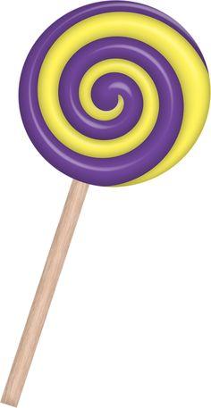 Candy clipart lollipop ❤ Cute LOLLIPOP Clip Download