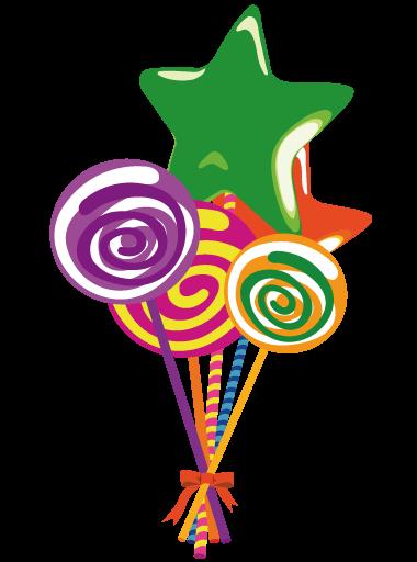 Lollipop clipart simple Domain Lollipop Art Art Clip