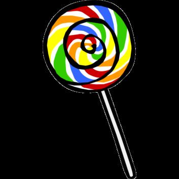 Lollipop clipart simple ClipartWar com Favorite Clipart 895
