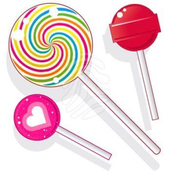 Lollipop clipart simple Com Simple 895 Cool ClipartWar