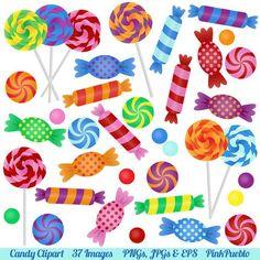 Lollipop clipart small Art Hard Candy Clipart lollipop