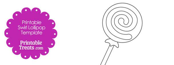 Lollipop clipart swirly Com Printable printable swirl Treats
