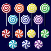 Lollipop clipart swirly GoGraph lollipop doodle · Free