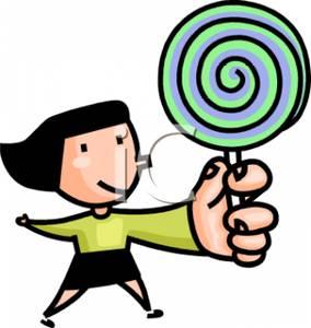 Lollipop clipart woman Woman Lollipop Clipart Image Image