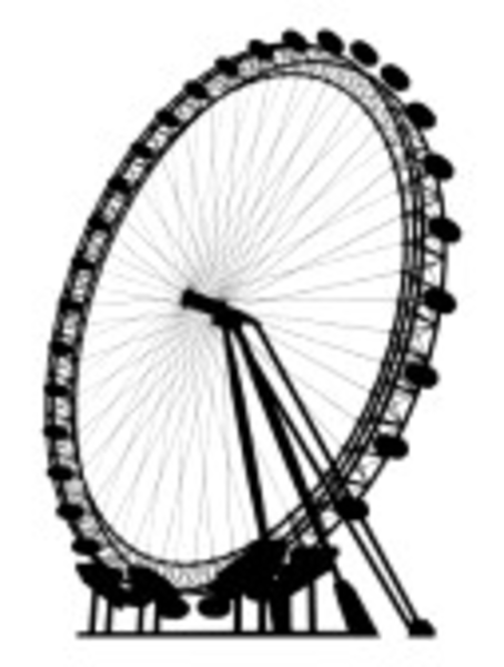 London Eye clipart London Free as:  clip