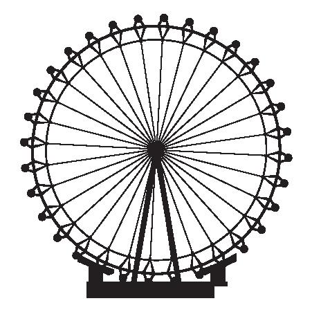London Eye clipart Eye Transparent PNG PNG London