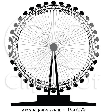 London Eye clipart London Eye Drawing #3