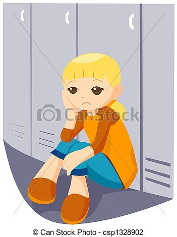 Lonely clipart #11