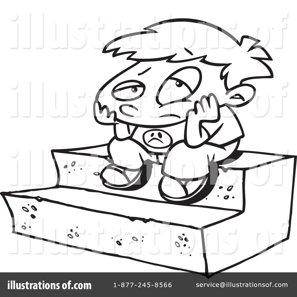 Lonely clipart #10