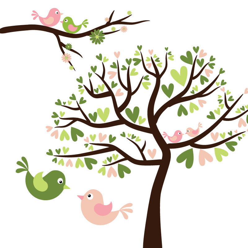 Tree clipart branch a #7