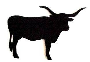 Longhorn Cattle clipart Longhorn clipart Longhorn  Cattle