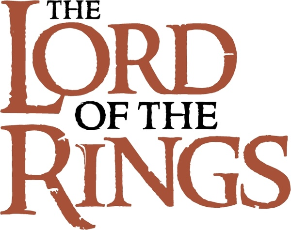 Lord Of The Rings clipart Vector the free  of
