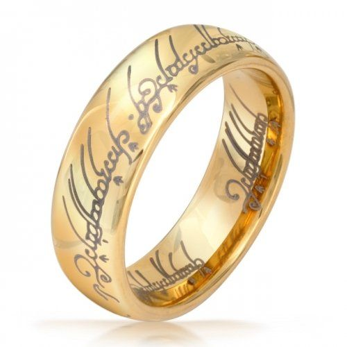 Lord Of The Rings clipart gold ring Pinterest of Rings 132 images