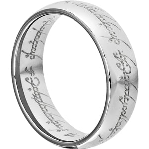 Lord Of The Rings clipart gold ring 7mm Lord the Of Rings
