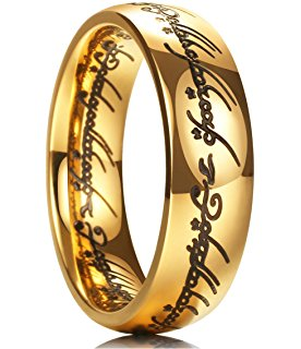 Lord Of The Rings clipart gold ring Whisper Lotr waves visual of