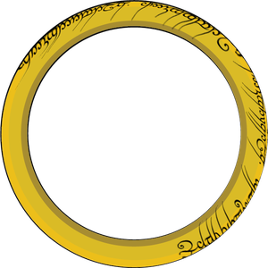 Lord Of The Rings clipart power #9