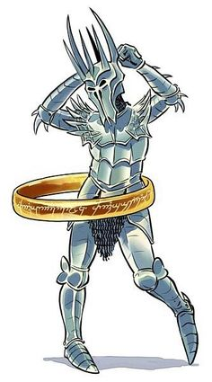 Lord Of The Rings clipart power #15