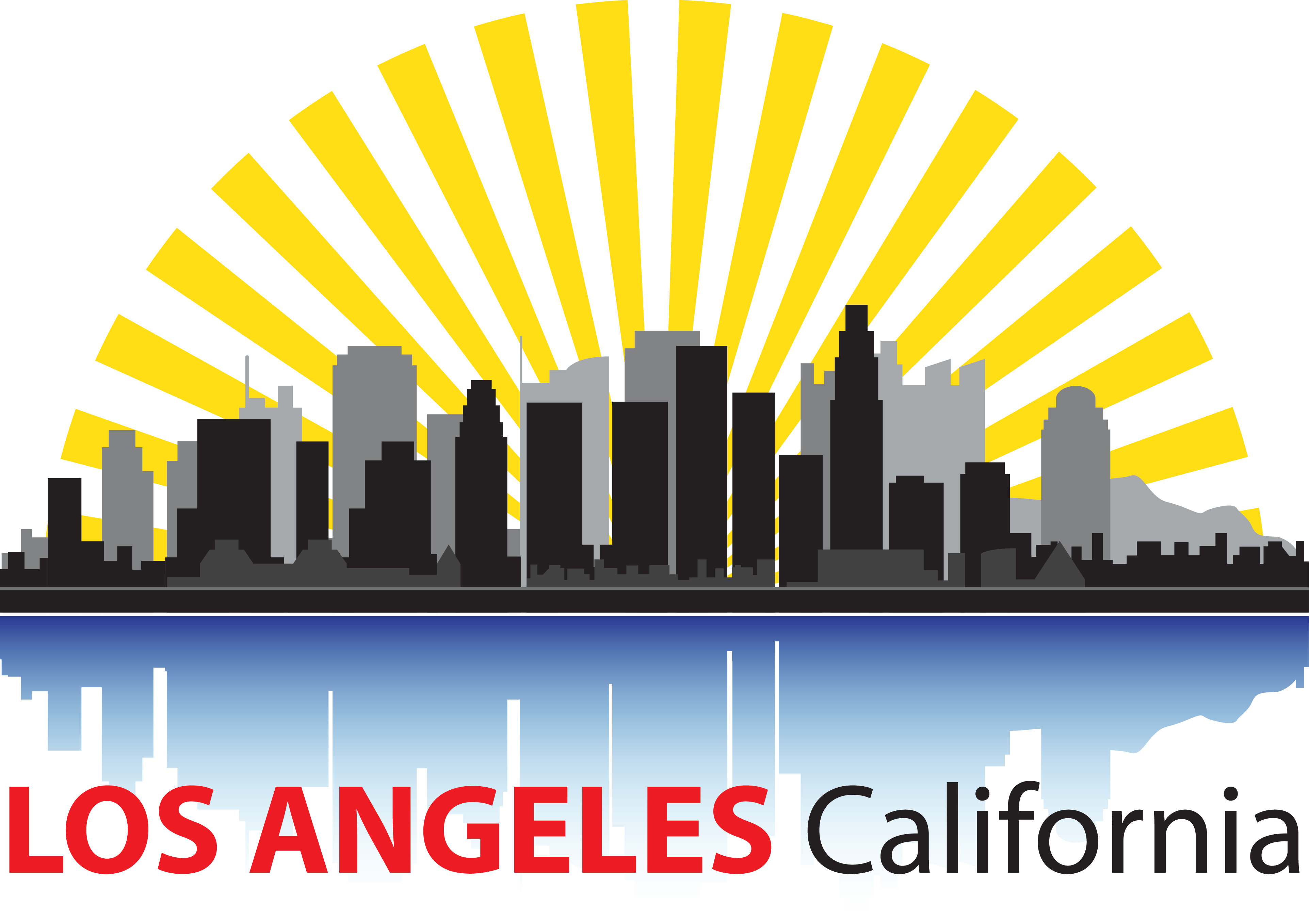 Los Angeles clipart Corporate A Games in Corporate