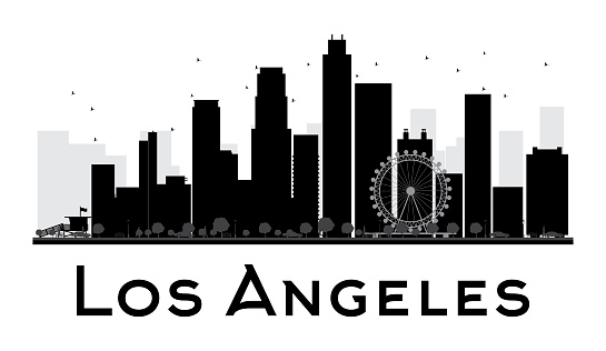 Los Angeles clipart Los clipart angeles city city