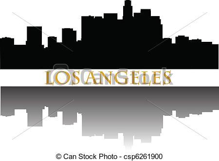 Los Angeles clipart Los a Los Angeles