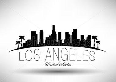 Los Angeles clipart  los Image art Gallery