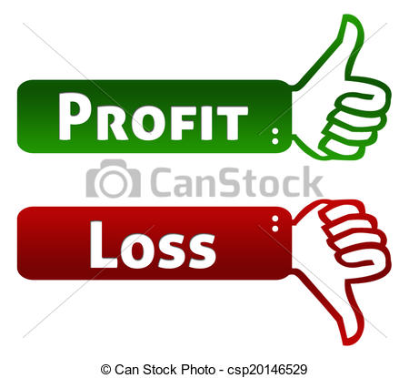 Loss clipart Profit Clipart  And Resolution