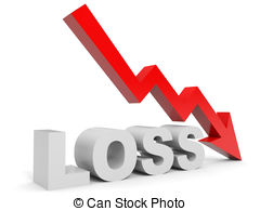 Loss clipart problematic Loss 41 Stock Money vector