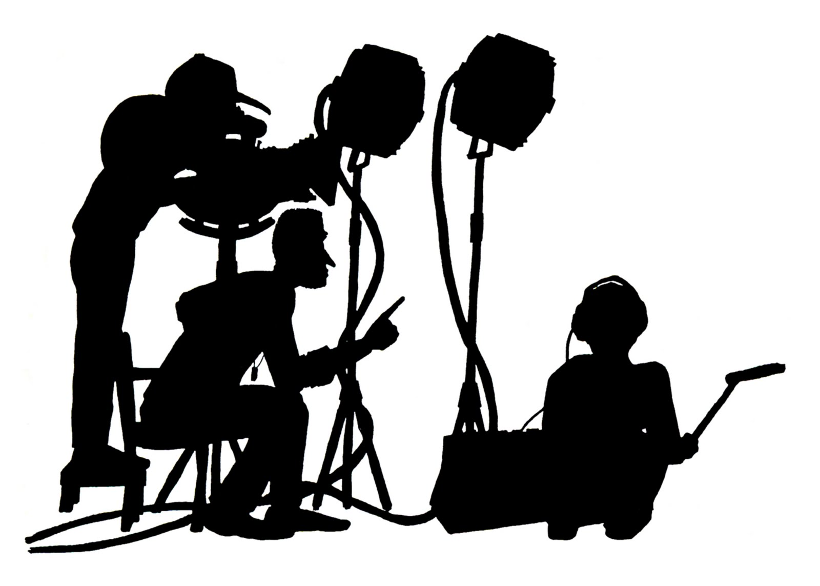 Actor clipart theater art Insights Filmmaking production  Pre