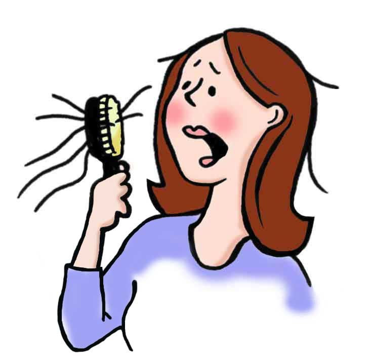 Loss clipart hair treatment Loss about Stopping images Complete