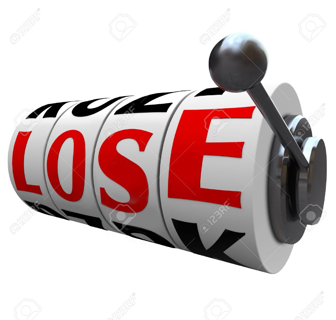 Loss clipart lost money The Word cliparts Losing Lose