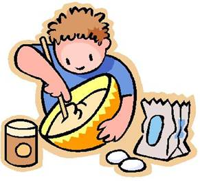 Baking clipart mix ingredient Loss clipart Teen & Weight