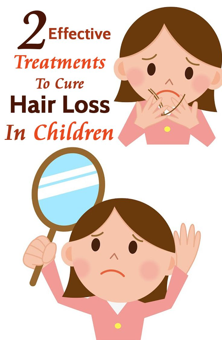 Loss clipart thin child Ideas Hair 2 Cure In