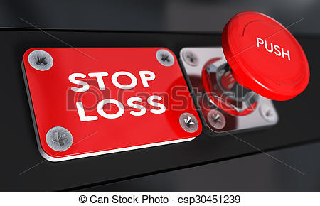 Loss clipart trading Stop Trading with over Illustration