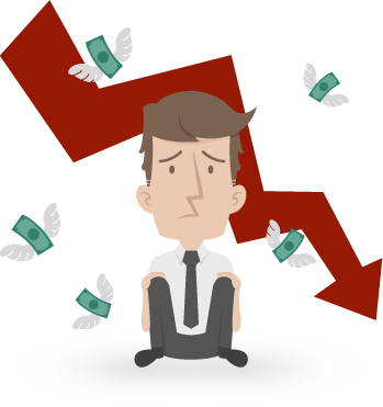 Loss clipart trading People Your of invest Investment