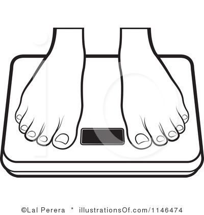 Loss clipart weighing scale Measuring – Clip Weight Art