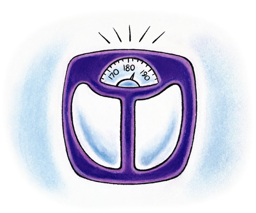 Loss clipart weight scale My Plateaus! Girl: Finding and
