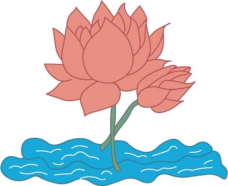 Lotus clipart Clipart Free Clip on Clip