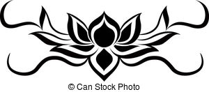 Lotus clipart Lotus Illustrations 18 Lotus and