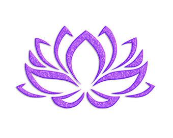 Lotus clipart Art Etsy clipart instant digital