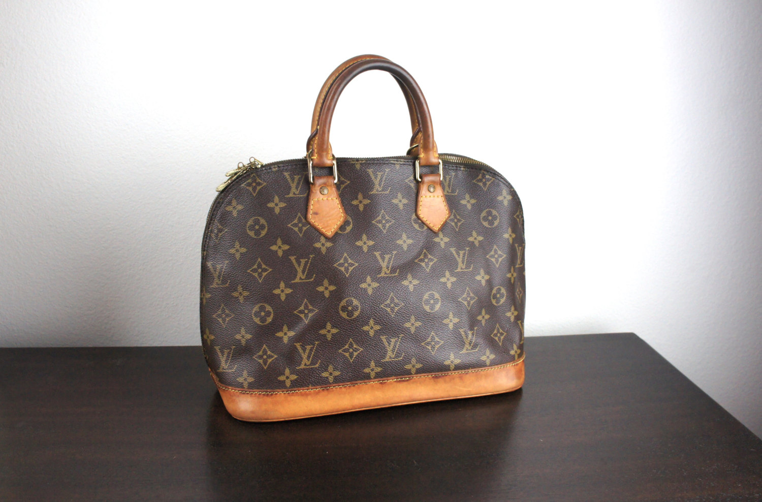 Louis Vuitton clipart alma Tan Bag this Vuitton PM