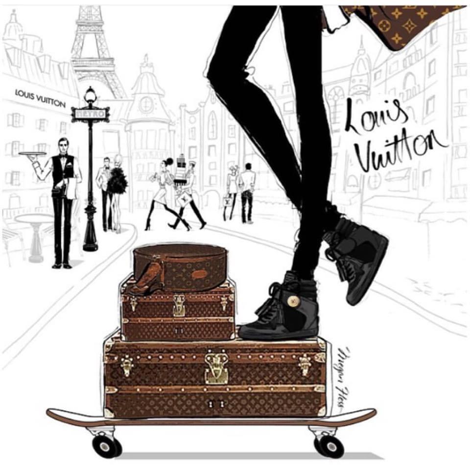 Louis Vuitton clipart channel BAG LOUIS COLLECTION MY Fumi's