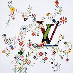 Louis Vuitton clipart designer handbag Takashi Symbol Murakami Pinterest Louis