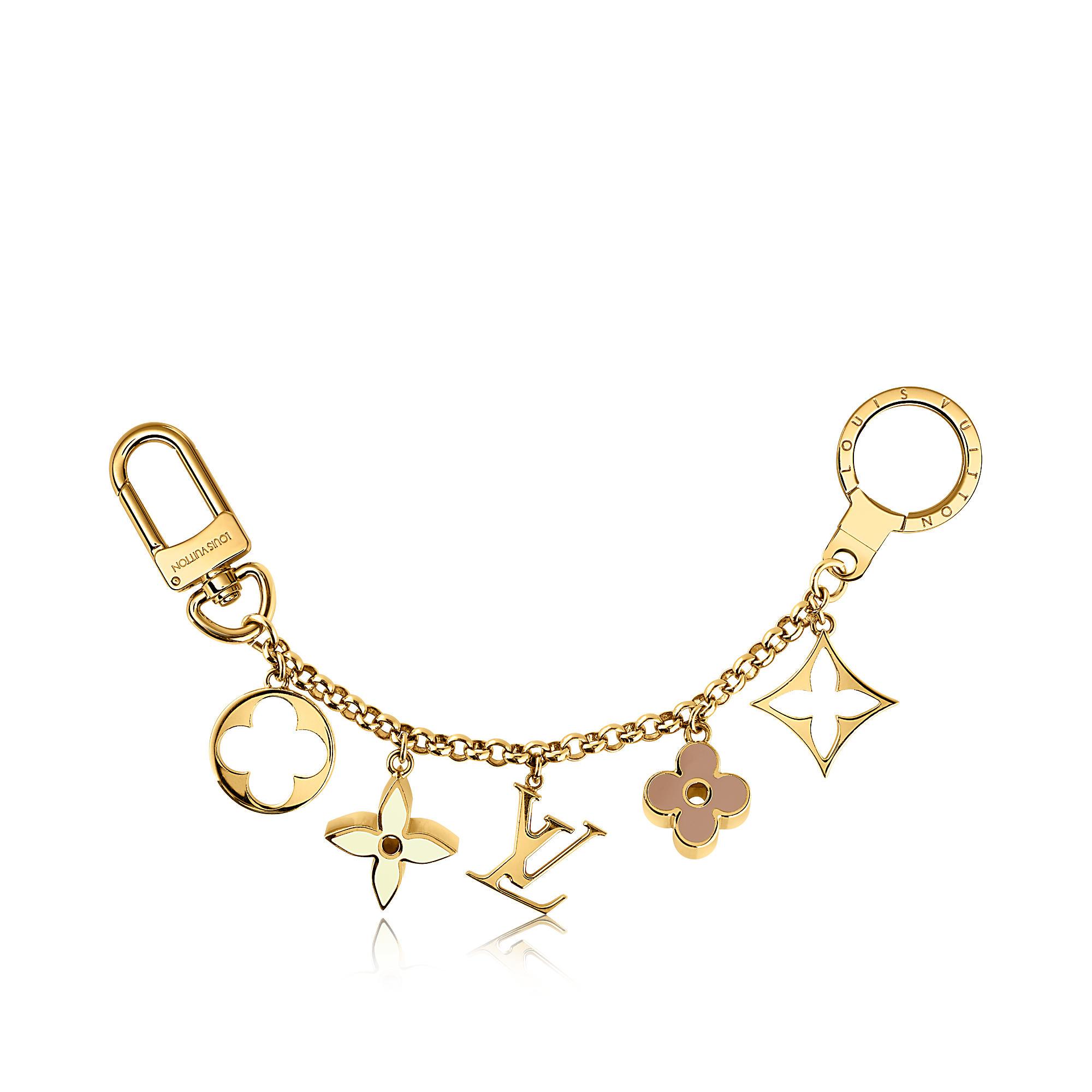 Louis Vuitton clipart gold Charms de Chain Bag Monogram