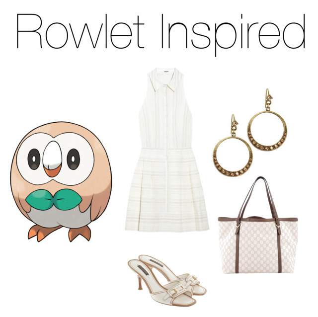 Louis Vuitton clipart guchi Rowlet Inspired! Inspired!