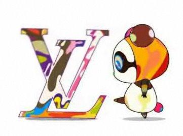 Louis Vuitton clipart louis vitton Louis Superflat Louis Vuitton go