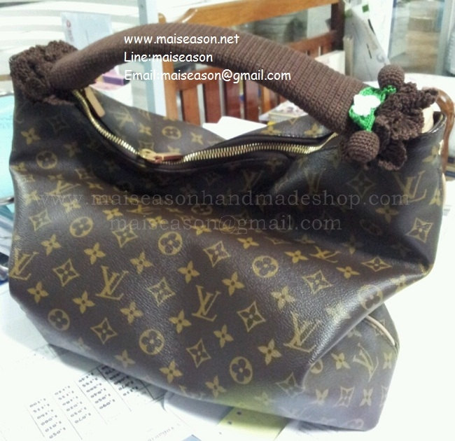 Louis Vuitton clipart sully mm Louis this LV Sully Handle
