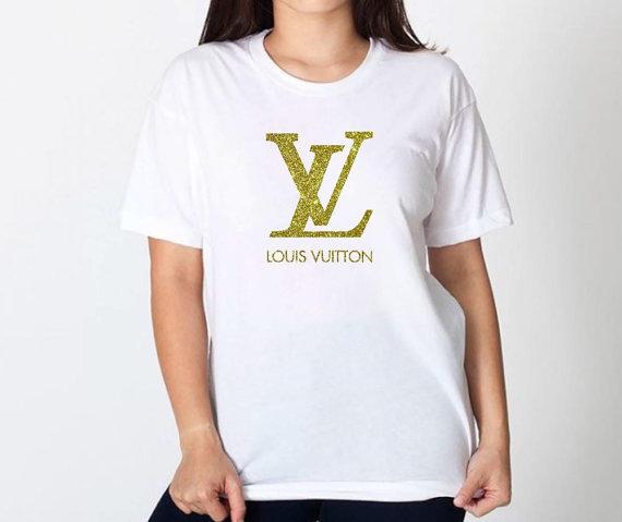 Louis Vuitton clipart top fashion LV or LV Louis Shirt