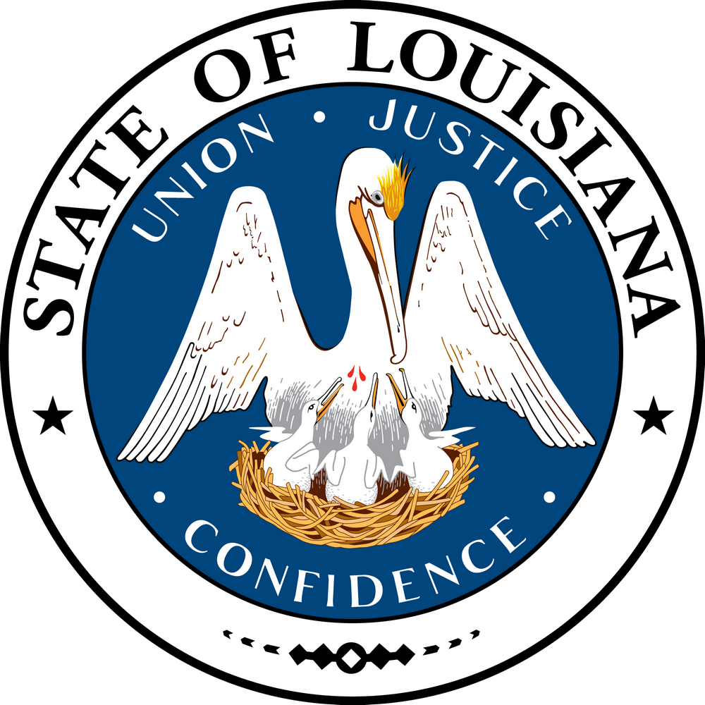 Louisiana clipart Flags Maps Louisiana Louisiana: Symbols